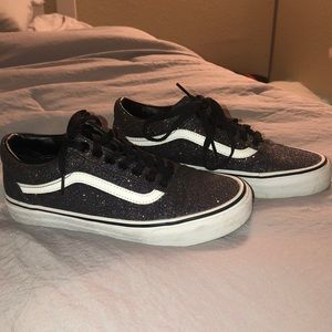 Vans Literally worn maybe 2x